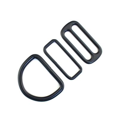 Zubehör Set schwarz 40mm 3 Stück