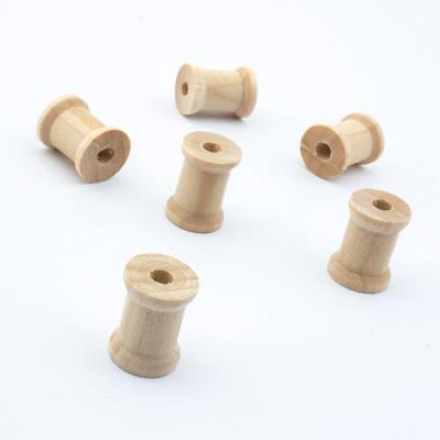 Holzspule 19 x 15mm 5 Stück