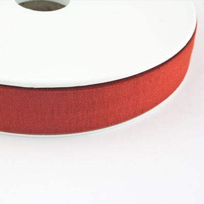Jersey-Schrägband 20mm rostrot