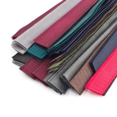 Klettband dunkle Farben 20mm geschnitten auf 20cm 25 Stück