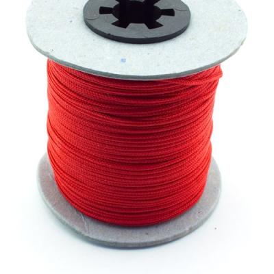 100m Schmuckschnur rot 1,5mm