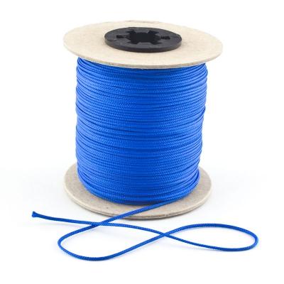 100m Schmuckschnur blau 1,5mm