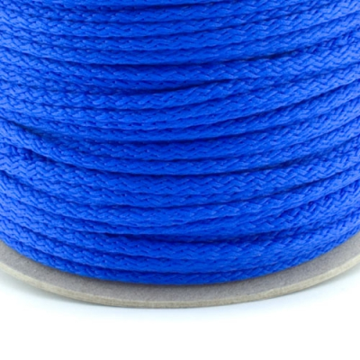 100m Kordel PES royalblau 4mm