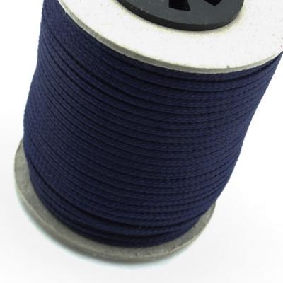50m Polyesterkordel dunkelblau 2,5mm