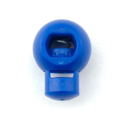 Kordelstopper 18mm blau