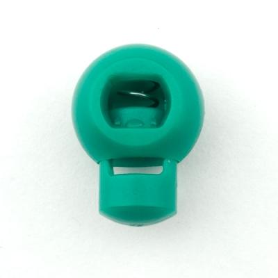 Kordelstopper 18mm grün