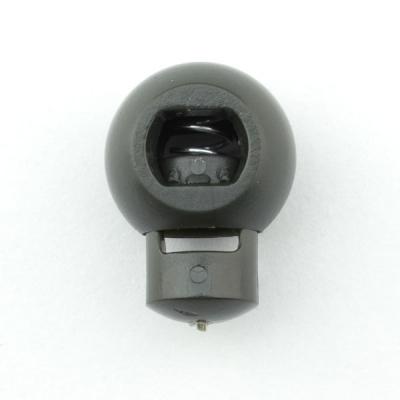 Kordelstopper 18mm oliv