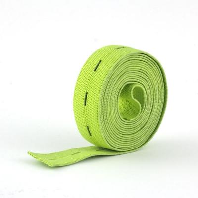 Lochgummi 20mm hellgrün
