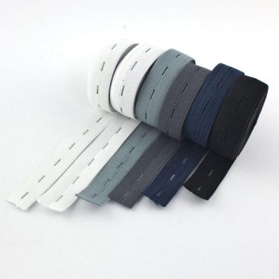 Lochgummi Set schwarz und weiß 6 x 2 Meter