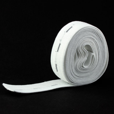 Lochgummi 20mm weiß
