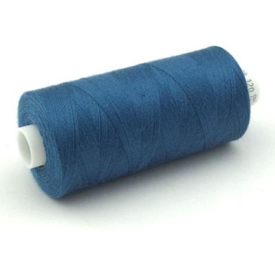 Nähgarn jeansblau 1.000m Farbe 0738