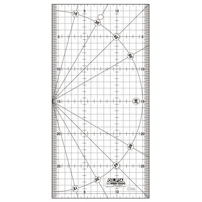 Olfa Quilt-Lineal 15 x 30 cm MQR-15x30