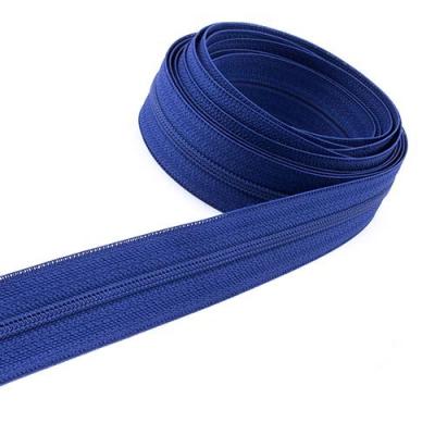 Opti Reißverschluss 5mm blau Col. 7285