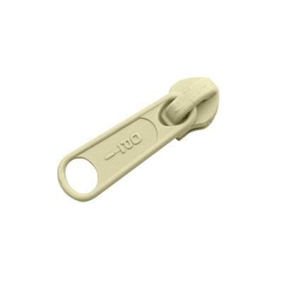 Opti-Schieber 3mm freilaufend beige Col. 8110
