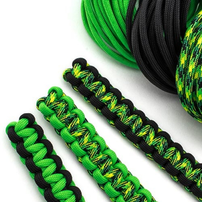 15m Paracord 550 Typ III Mix 19
