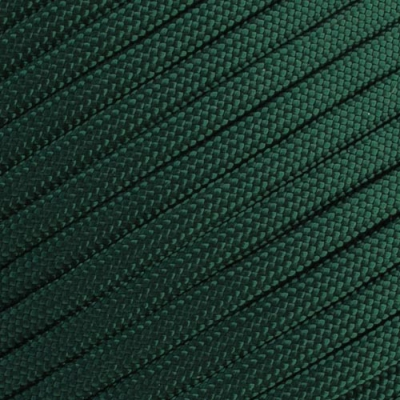 15m Paracord 550 Typ III emerald green