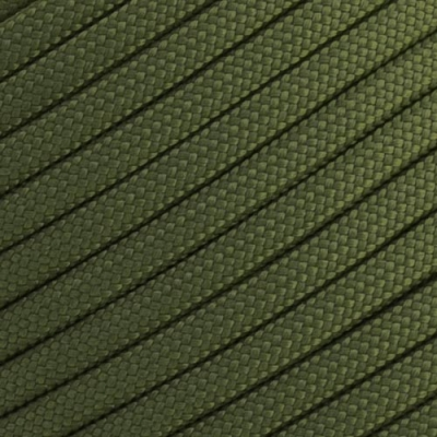 15m Paracord 550 Typ III moss