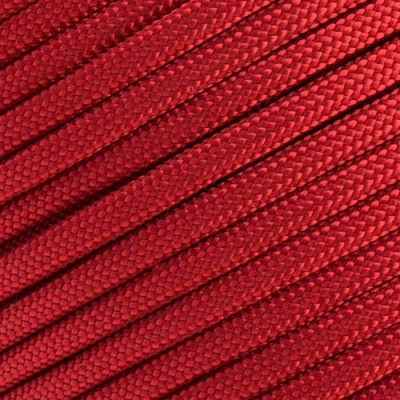 15m Paracord 550 Typ III red