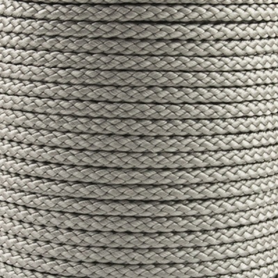 Polypropylen-Kordel 4,5mm silbergrau