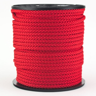 50m Polypropylen-Kordel 4mm rot