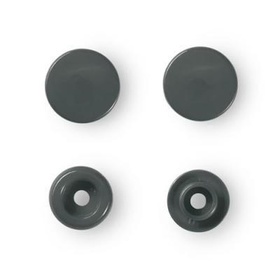 Prym Color Snaps 12,4mm - 30 Stk. dunkelgrau 393109