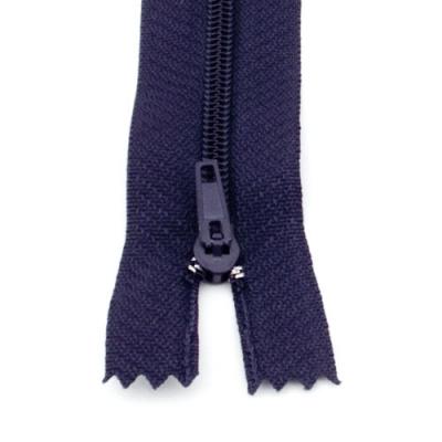 10 Reißverschlüsse dunkelblau 20cm