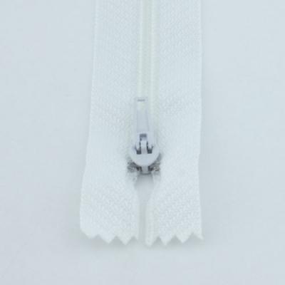10 Reißverschlüsse weiß 20cm