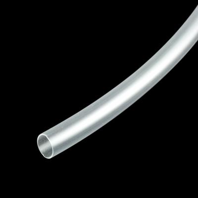20cm Schrumpfschlauch 6,4 auf 3,2mm transparent
