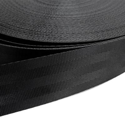 Autogurt schwarz 46 mm