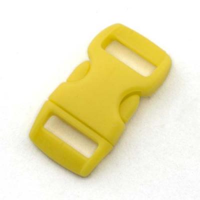 5 Steckverschlüsse 10mm gelb