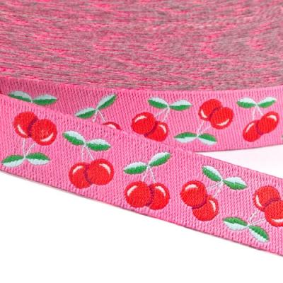 Jolly Cherry Kirschen, pink-rot 12mm