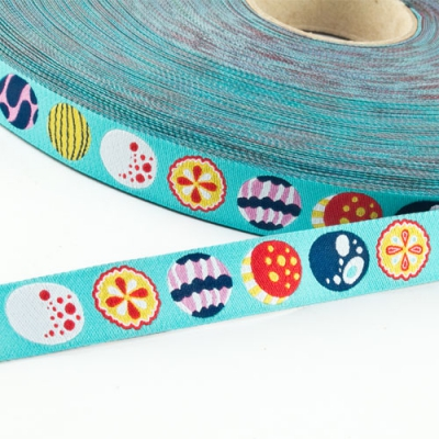 Cosmic Party - turquoise 15mm