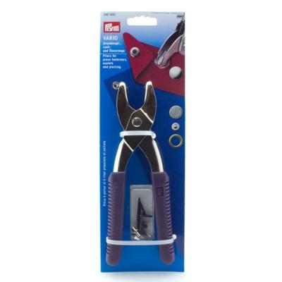 Prym Zange Vario mit Lochwerkzeugen 390900