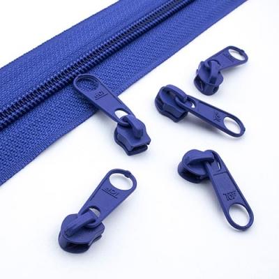 10 Schieber blau 5mm