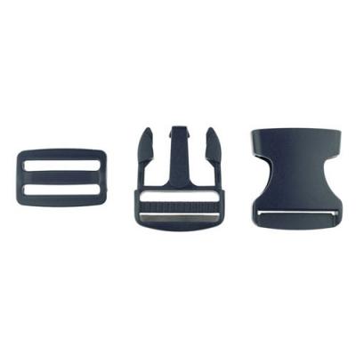 Taschenverschluss mit Regulierer 40mm dunkelblau