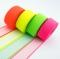 16m Gummiband-Set neon 35mm
