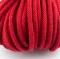 Baumwollkordel rot 5mm mit Kern