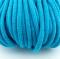 Baumwollkordel türkis blau 5mm mit Kern