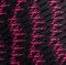 15m Paracord 550 Typ III black & neon pink x