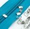 80 Stück Reißverschluss-Endstücke 5mm