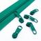 10 Schieber grün 5mm